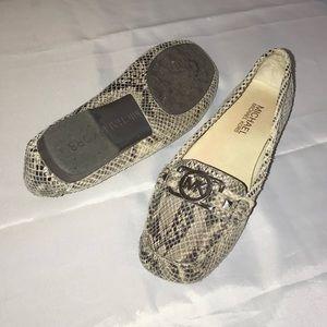 Michael Kors Snake Skin Loafer